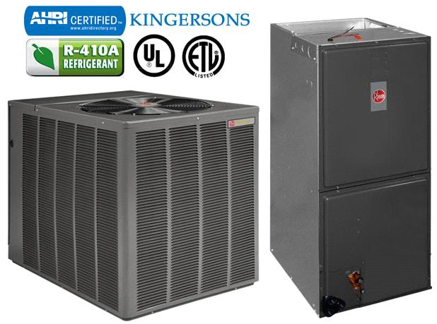 Service Manual RPRL025JEC RHPLHM2421JC Heating And Air Units